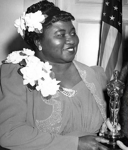 Hattie McDaniel became the first African American to win an Academy Award.