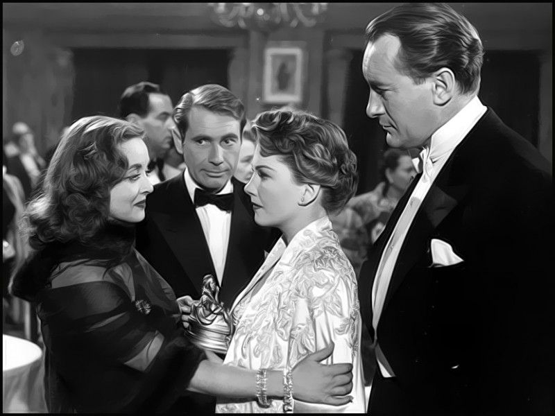 My first taste of the classic film All About Eve and the woman that was Bette Davis came about when I was visiting Madame Tussauds in Hollywood at 14 years old.