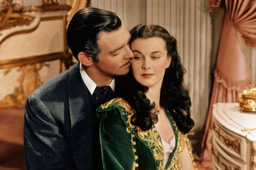 1940 Best Picture winner, Gone with the Wind.